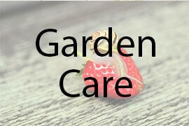 Garden Care image with Text